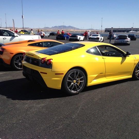 Foto tirada no(a) Exotics Racing por Randy K. em 3/4/2012