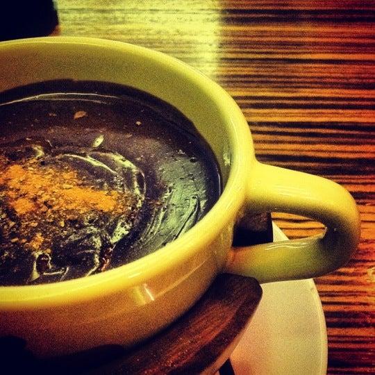 a keserű belga forró csoki tökéletesen zárja a szöget