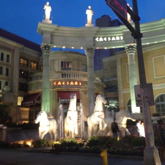 Visit Caesars Atlantic City