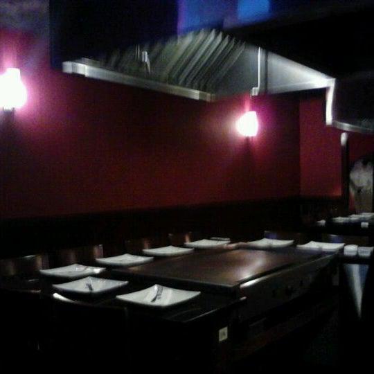Photo taken at Kyoto Japanese Restaurant by Tina J. on 3/27/2012