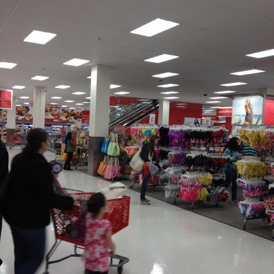 Photo taken at Target by Andres A. on 3/30/2012