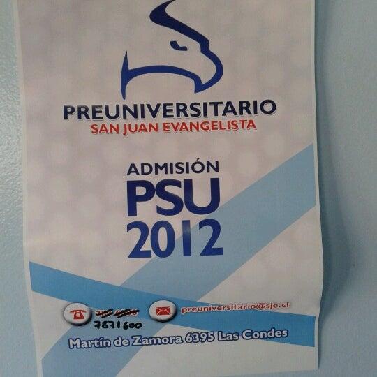 Foto tomada en Colegio San Juan Evangelista por Sergio S. el 6/25/2012