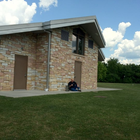 Photo taken at I-79 NB Burnsville Rest Area by Scott M. on 6/7/2012
