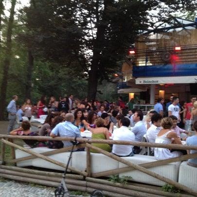 Photo taken at Bar Bianco by Angela on 7/26/2012