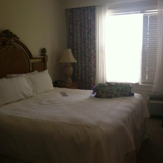 Photo taken at Riverside Hotel by Elisabeth C. on 6/17/2012