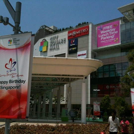Photo taken at City Square Mall by TaeHwan L. on 8/9/2012