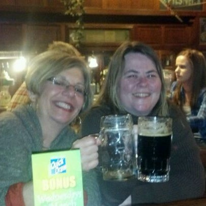 Photo taken at Black Forest Brew Haus by Robert P. on 3/9/2012