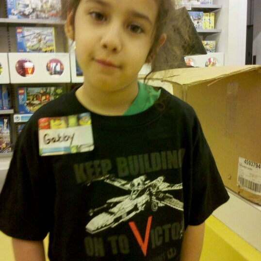 Photo taken at The LEGO Store by Rick A. on 3/24/2012