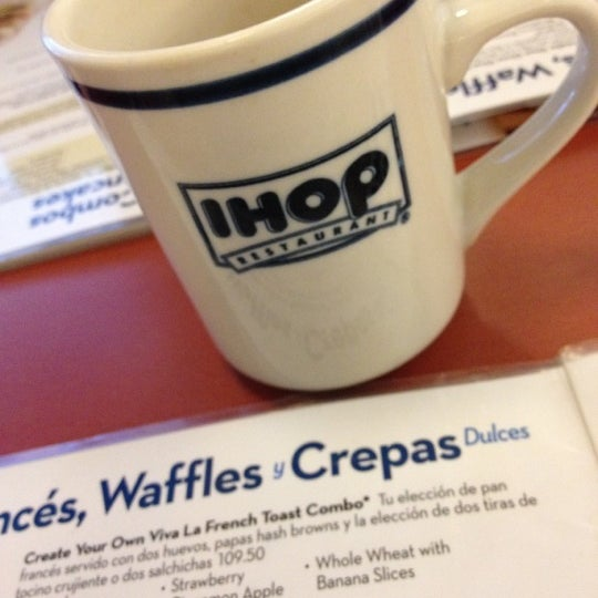 Photo taken at IHOP by Pepe G. on 7/21/2012