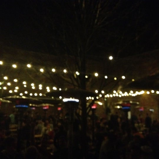 Photo taken at Frankford Hall by Stephen B. on 4/8/2012