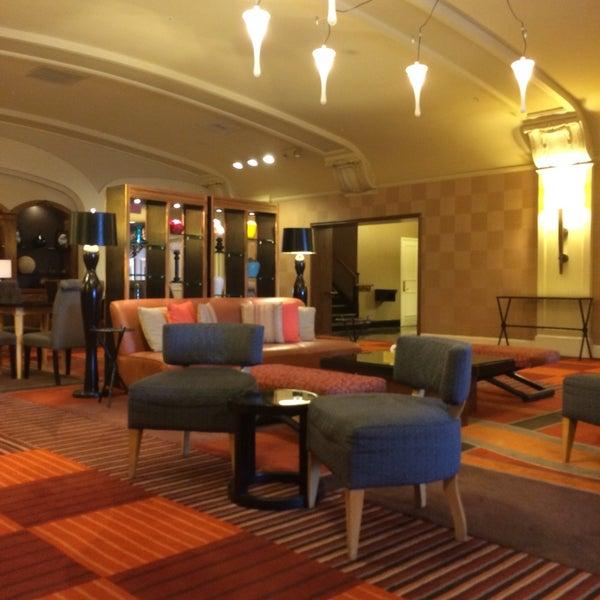 Photo taken at Harbor Court Hotel by Errol R. on 8/4/2016
