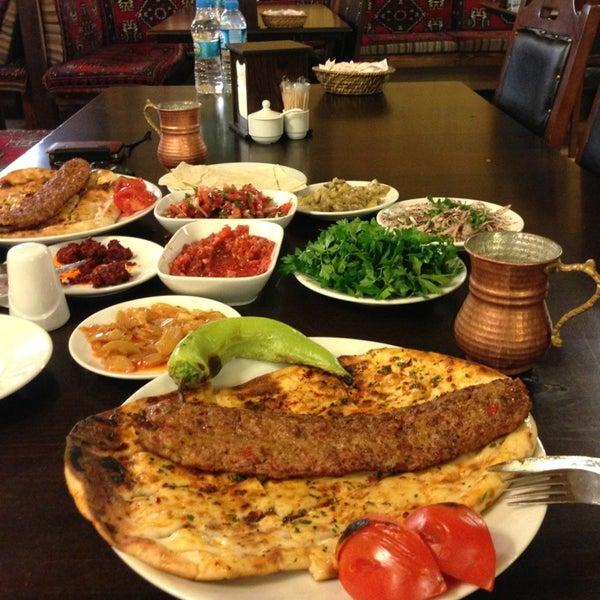 4/3/2013 tarihinde Caglayan D.ziyaretçi tarafından Adanalı Yusuf Usta'de çekilen fotoğraf