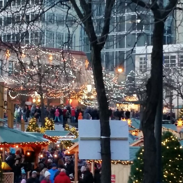 photo taken at minneapolis holiday market by erin m on 1272014