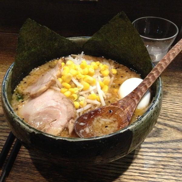 Photo taken at Do Miso by T S. on 4/16/2013