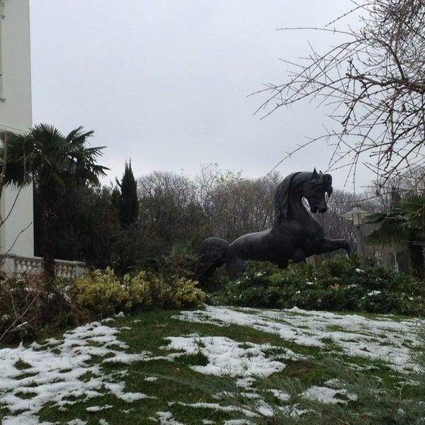 Das Foto wurde bei Sakıp Sabancı Müzesi von Oner K. am 12/22/2012 aufgenommen