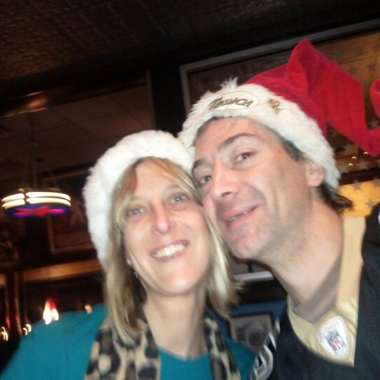 Photo taken at TGI Fridays by Tony L. on 12/23/2012