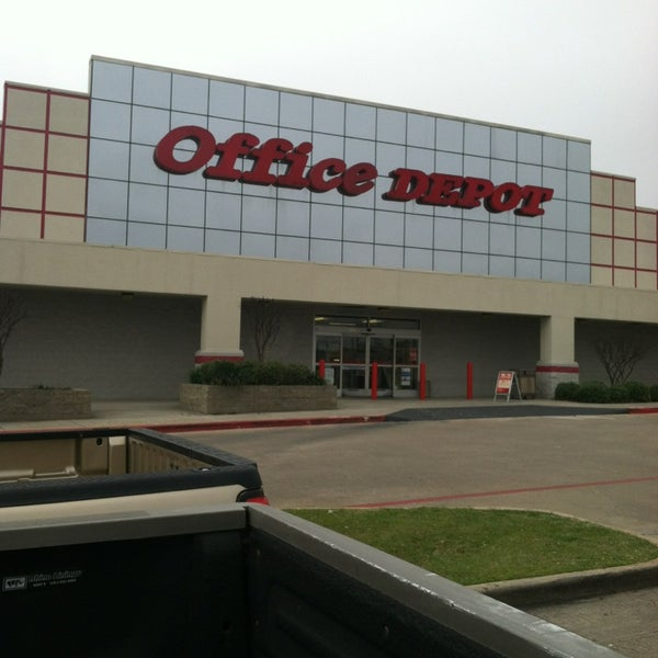 Great Office Depot Conroe Texas #10 - Foursquare