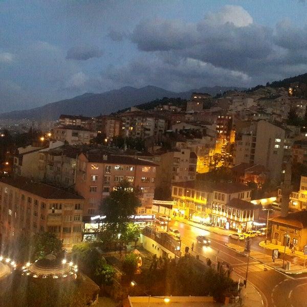 Foto diambil di Anatolia Hotel oleh Ali K. pada 5/9/2017