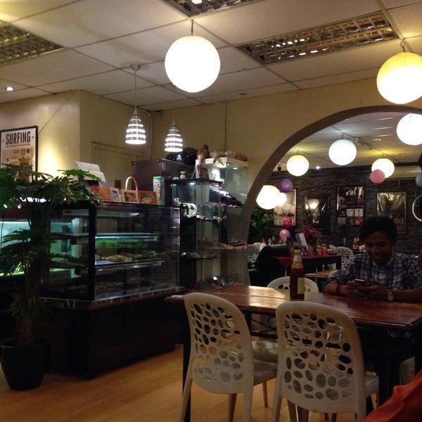 Photo taken at LeBOSS Restaurant by afina m. on 3/8/2016