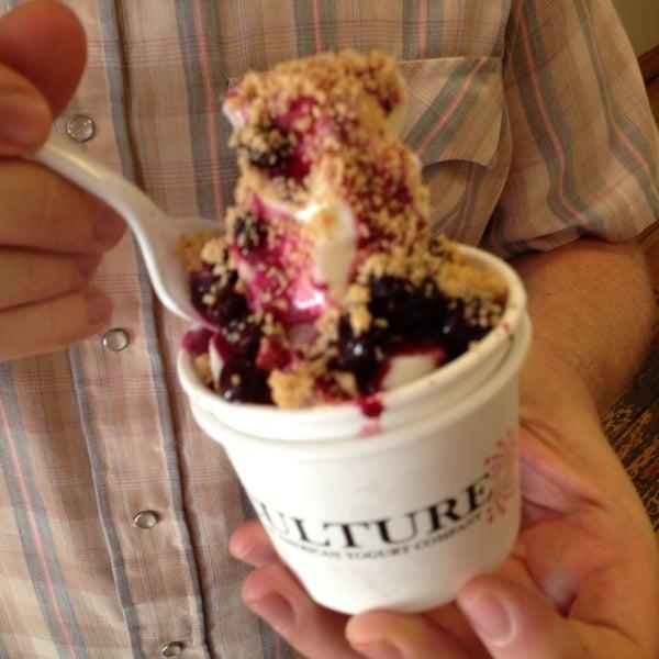 Photo taken at Culture: An American Yogurt Company by Lara Z. on 8/25/2013