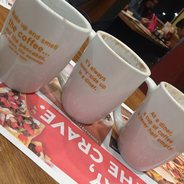 Photo taken at Denny's by Leah A. on 2/25/2017