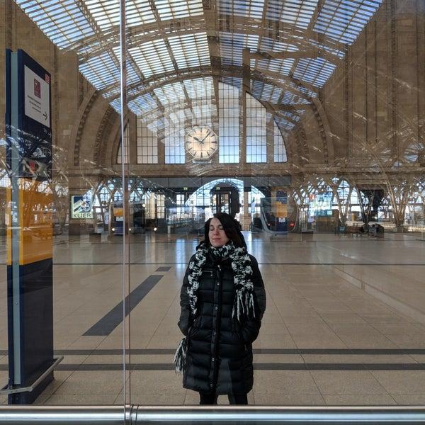 Das Foto wurde bei Promenaden Hauptbahnhof Leipzig von Michael L. am 2/25/2018 aufgenommen
