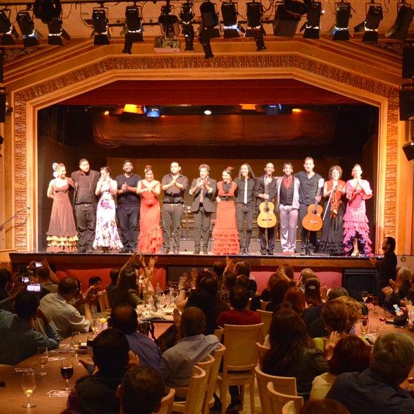 Photo taken at Palacio del Flamenco by Palacio del Flamenco on 11/11/2014