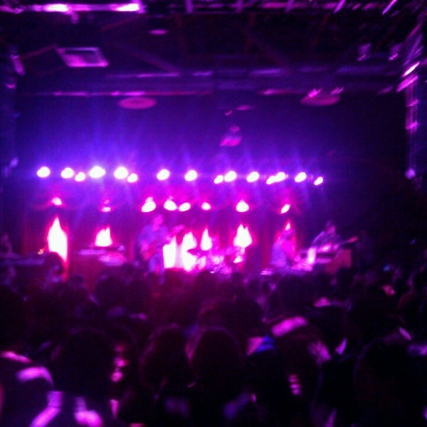 Photo taken at Brooklyn Bowl by Loisaida Sam S. on 2/13/2013