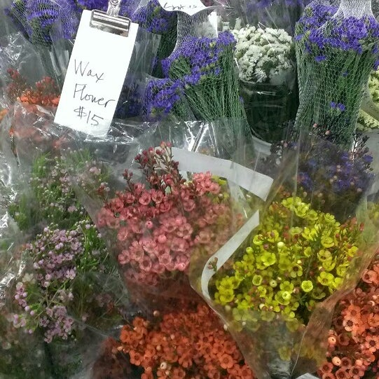 Photo taken at Market Flowers by Neal S. on 5/24/2013
