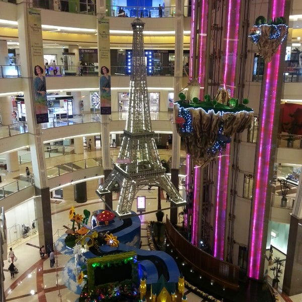 Photo taken at Pacific Place by Ema S. on 5/26/2013