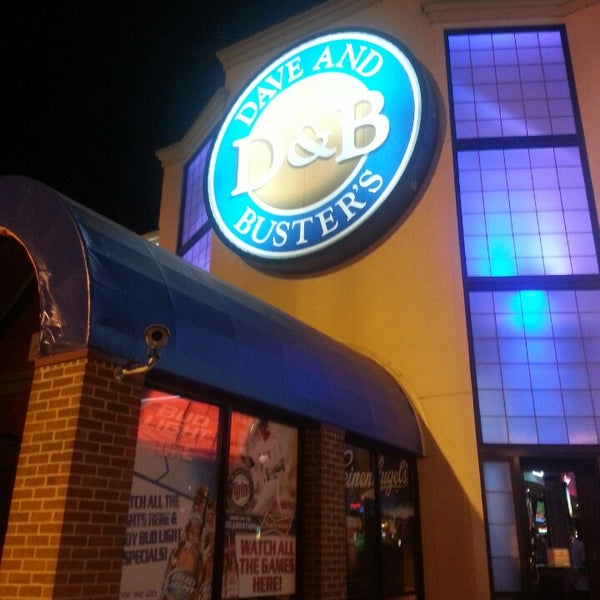 Photo taken at Dave & Buster's by Tiffany O. on 9/8/2013