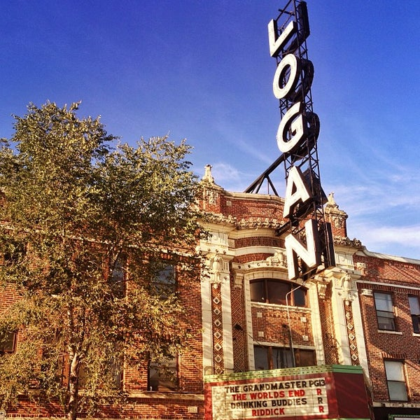Photo taken at Logan Theatre by David P. on 9/30/2013