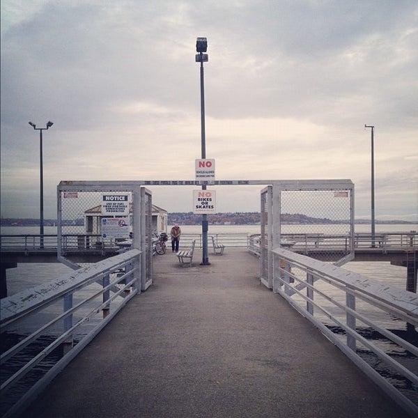 Elliott bay fishing pier pier in interbay for Seattle fishing pier