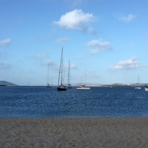 Spiaggia della foce del liscia palau sardegna for Quella del tavolo e liscia