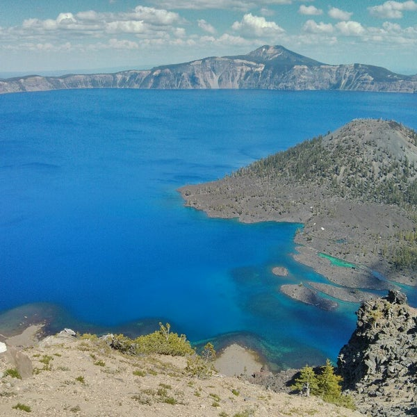 Photo taken at Crater Lake National Park by Max G. on 7/8/2013