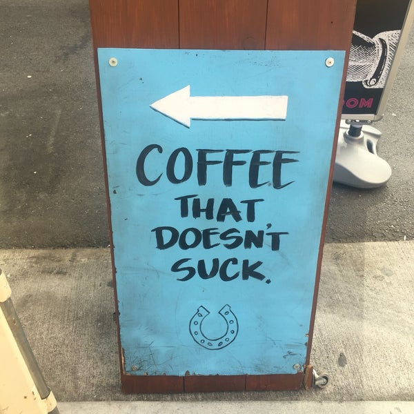Photo taken at Iron Horse Coffee Bar by GB S. on 3/30/2016