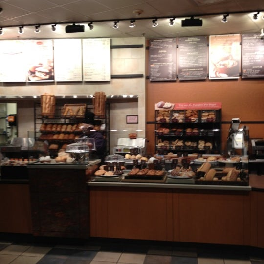 Photo taken at Panera Bread by nicky w. on 11/1/2012