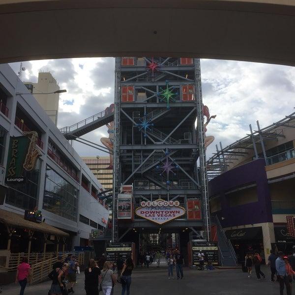 Photo taken at Downtown Las Vegas by Trevor S. on 5/9/2017