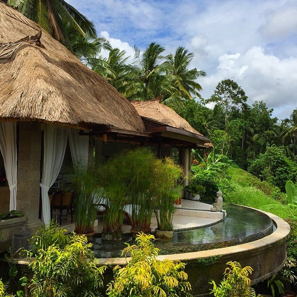 Photo taken at Viceroy Bali by Storm M. on 1/2/2015