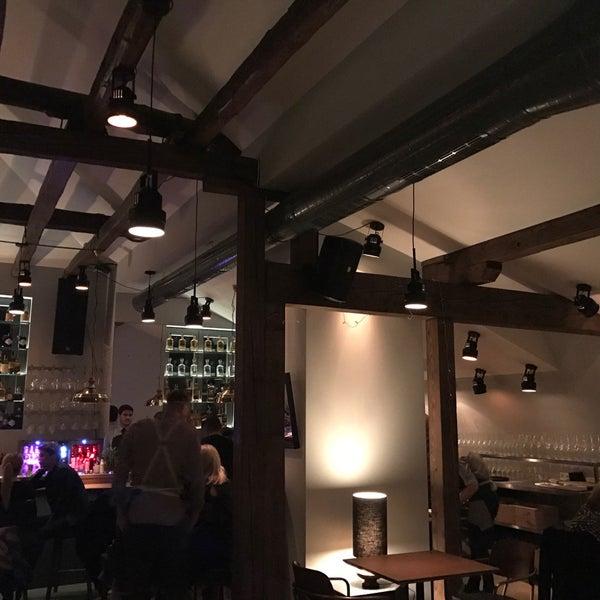 Photo taken at Jasmine Gastro Bar by Galina K. on 3/8/2017
