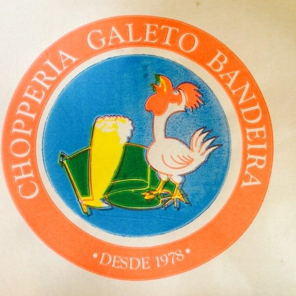 9/4/2015에 Michele S.님이 Chopperia Galeto Bandeira에서 찍은 사진
