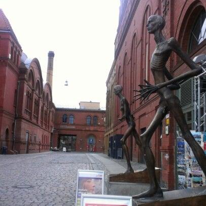 Photo taken at Kulturbrauerei by Beatriz R. on 9/15/2012