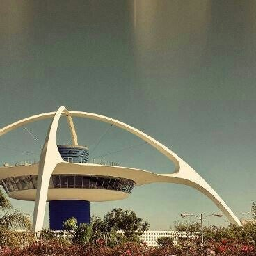 Photo taken at Los Angeles International Airport (LAX) by Kharlos R. on 10/28/2013