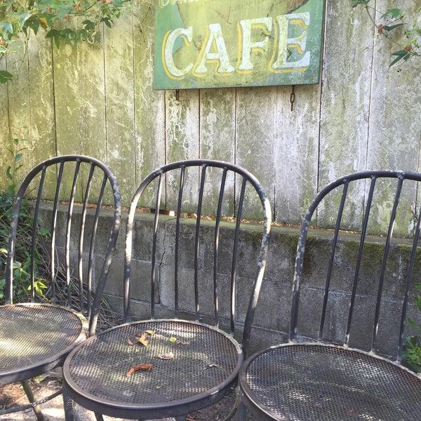 Garden Cafe Outer Richmond