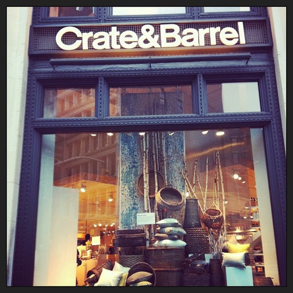 Photo taken at Crate and Barrel by Michael G. on 1/11/2013