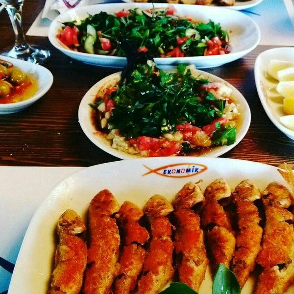11/12/2015 tarihinde Lokman A.ziyaretçi tarafından Ekonomik Balık Restaurant Avanos'de çekilen fotoğraf