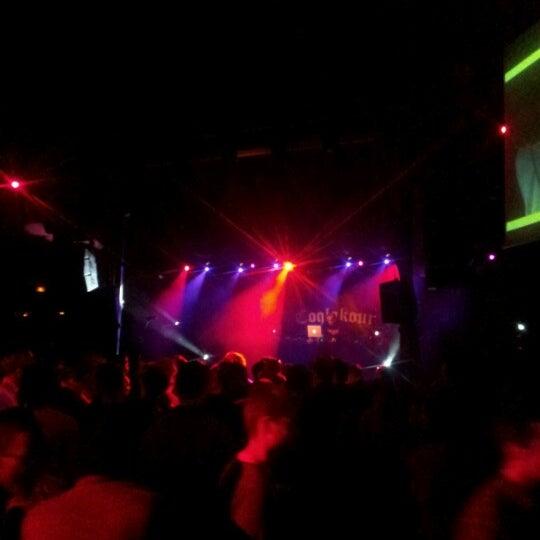 Снимок сделан в Cabaret Sauvage пользователем Yeun R. 10/27/2012
