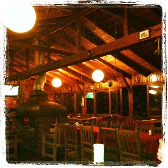 10/6/2012 tarihinde Seçkin E.ziyaretçi tarafından Yeji Dohoda Restaurant'de çekilen fotoğraf