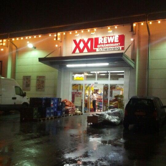 REWE XXL Getränke - Lebensmittelhandel in Duisburg Süd