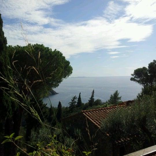 Foto scattata a Torre di Cala Piccola Hotel Monte Argentario da Stephan F. il 10/1/2012